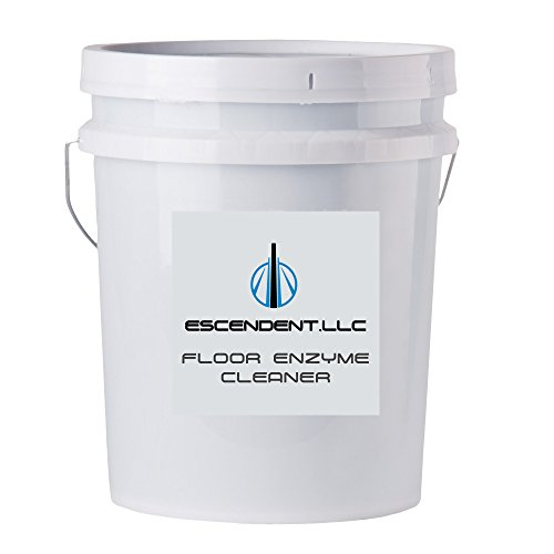 Escendent - Bulk Floor Enzyme Cleaner - 180 Gallons (Thirty-Six Five Gallon Pails)
