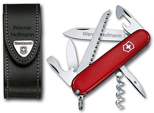 Victorinox Camper Taschenmesser Set mit Wunschgravur