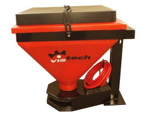 Vistech VT 1.4 - Esparcidor pequeño de 40 l con disco accionado...
