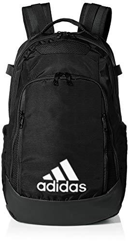 adidas Unisex-Erwachsene 5-Sterne-Team-Rucksack, Unisex-Erwachsene, Rucksack, 5-star Team Backpack, schwarz, Einheitsgröße