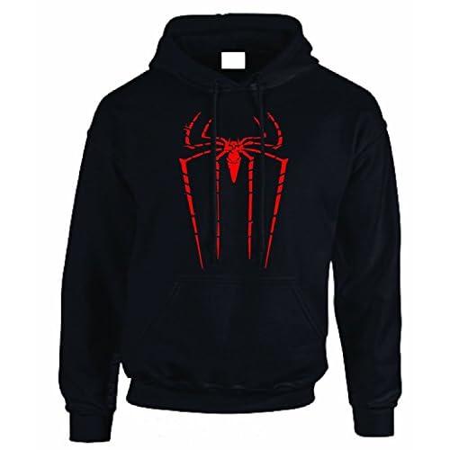 The Amazing Spiderman Hoodie Marvel Comics Unisex Hoody