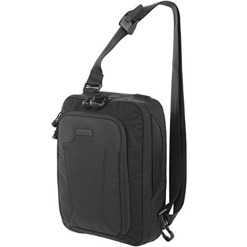 Maxpedition Mini Valence Tech Sling Pack 7L Sac à bandoulière Noir Taille Unique