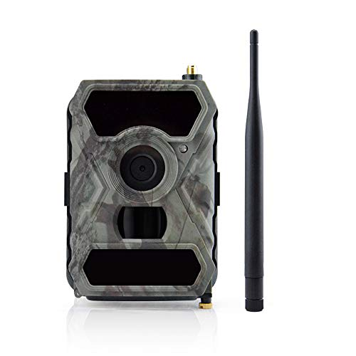 Best Prices! 12 Million 1080 3G MMS Hunting Camera - IP45 Waterproof Level Supports Mobile APP Wide ...