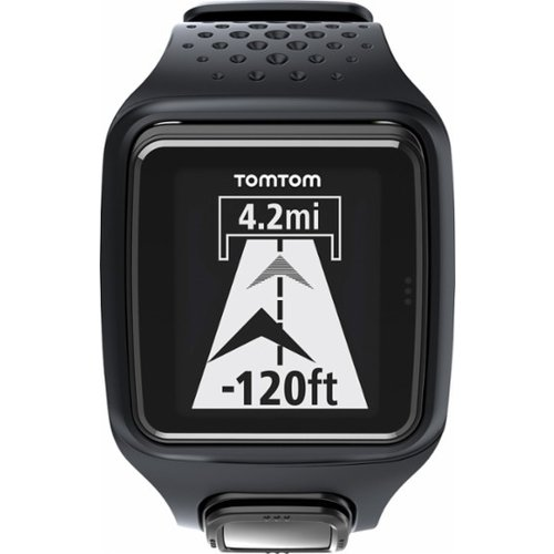 TomTom Runner GPS Watch Special Edition - Black