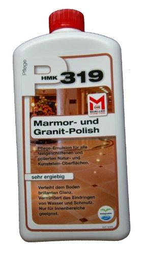 Moeller Stone Care HMK P319 Marmor und Granit Politur 1,0 L