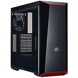 Cooler Master MasterBox Lite 5 Case per PC 'ATX, microATX, Mini-ITX, USB 3.0, con Finestra Laterale' MCW-L5S3-KANN-01