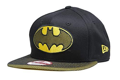 Casquette New Era Character Mesh Batman Otc Black/Yellow