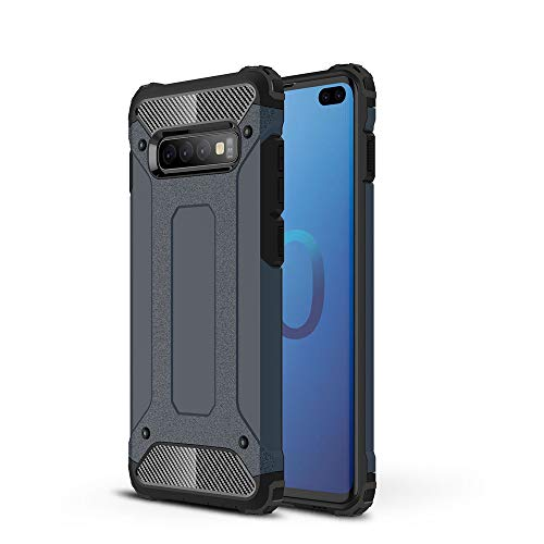 HUBA for XiaoMi Mi 9T Pro Case Hybrid Armor Cover Extreme Drop Protection and Air Cushion Technology,Anti Scratch,Double protection Navy Blue