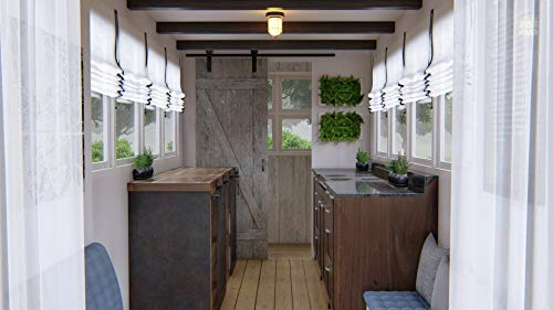 Momoco container home 1 bed 3
