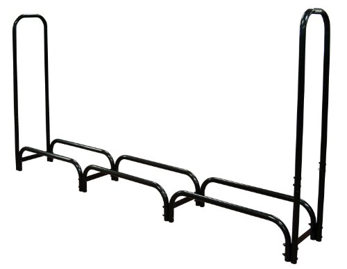Landmann 82443 Firewood Rack with Cover - 8 Feet