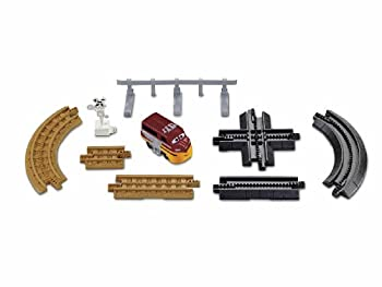 Fisher-Price GeoTrax CARS Track Pack with Trev