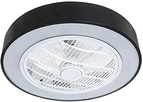Luces de ventilador eléctrico LED luces de techo, luces de salida, adecuadas...