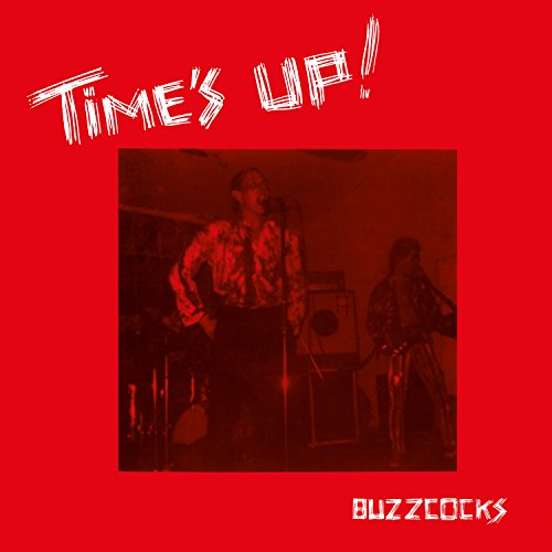 Time's Up (Mini Gatefold)