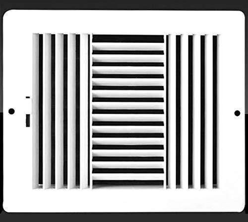 10x6 register plastic - 5