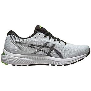 ASICS Men's Gel-Cumulus 22 Running Shoes, 11M, White/Black