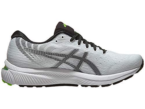 ASICS Men's Gel-Cumulus 22 Running Shoes, 10M, White/Black