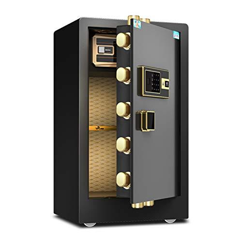 Casseforti a armadio Cassaforte elettronica domestica con piccola cassaforte dell'impronta digitale della famiglia media tutta la cassaforte antifurto intelligente d'acciaio