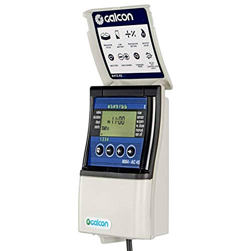 Galcon GAEBS0002U1 8054 AC-4S 4-Station Timer Propagation & Irrigation Smart sprinkler controller with Daily / Cyclic Programming, for Home or Outdoor Gardens, Lawns, Nurseries and Greenhouses