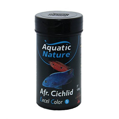 Aquatic Nature African Cichlid Excel Color S 130 g