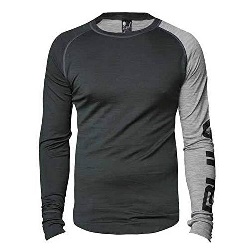 Bula Geo Attitude Crew Dolive T-Shirt pour Homme Taille L