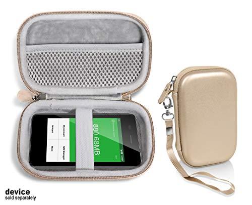 Schutzhülle für GlocalMe G3 4G LTE, U2S 4G LTE, U3, FirstG, Douturbo Mobile Hotspot, Verizon MiFi 6620L, 8800L, Jetpack 4G LTE Mobile Hotspot, TP-Link AC750 Wireless Portable Nano Travel Router