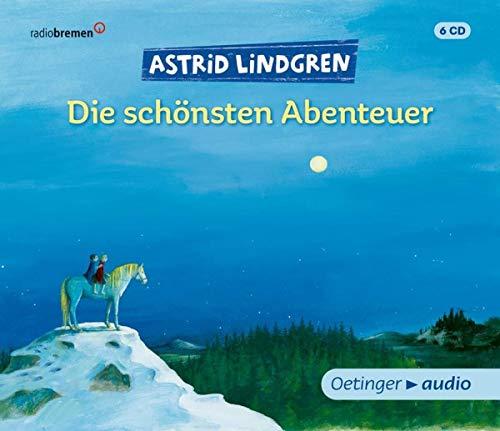 Die schönsten Abenteuer: (6 CD)