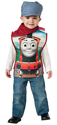 Rubies Thomas and Friends, James The Red Engine, Child Small