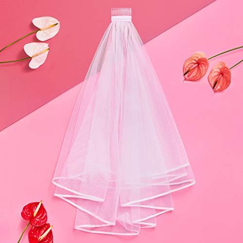 xo, Fetti Bridal Veil   Bachelorette Party Decorations, Bride To Be Gift, Bridal Shower, Wedding