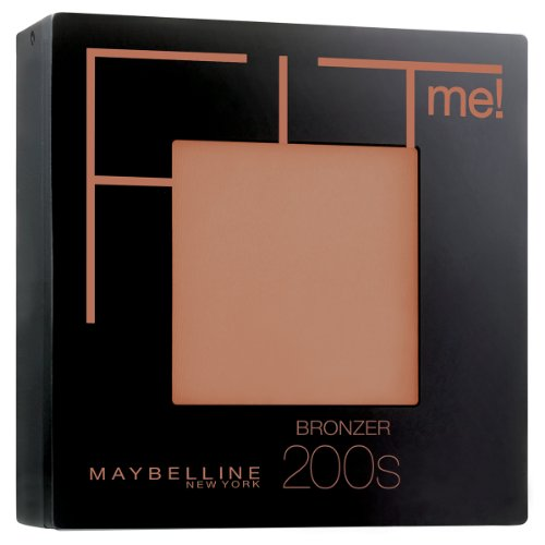 Maybelline New York Fit Me Bronzer 200, 9 g