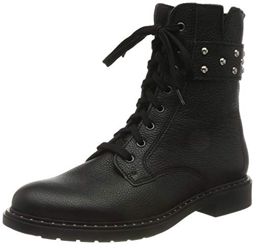 Richter Kinderschuhe Piac 5871-8141 Mode-Stiefel, 9900black, 38 EU