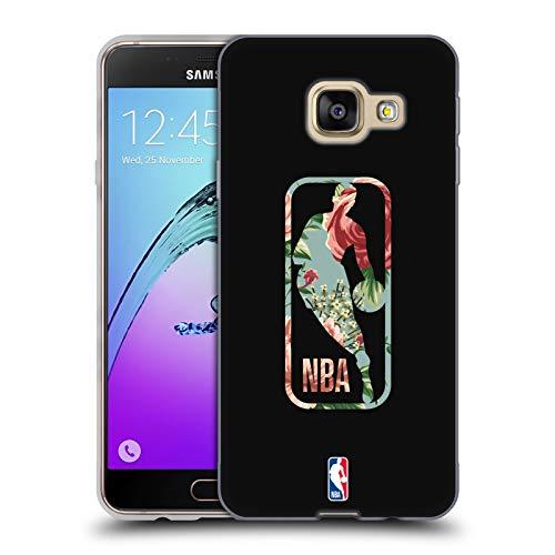 Head Case Designs Ufficiale NBA Floreale 2019/20 Indiana Pacers Cover in Morbido Gel Compatibile con Samsung Galaxy A3 (2016)