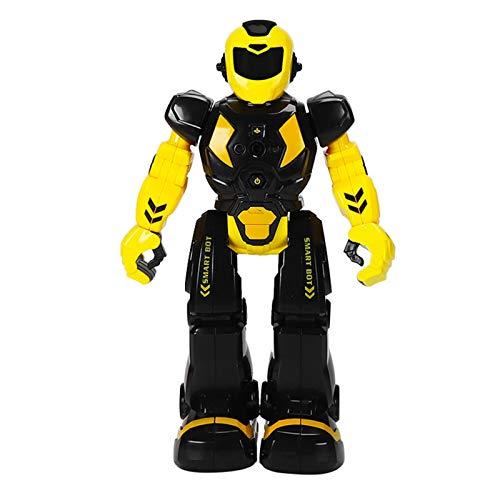 RC Robot Toy,RC Robot Geschenke Für Kinder Intelligenter Programmierbarer Roboter,Gestenerkennung Programmierbares...