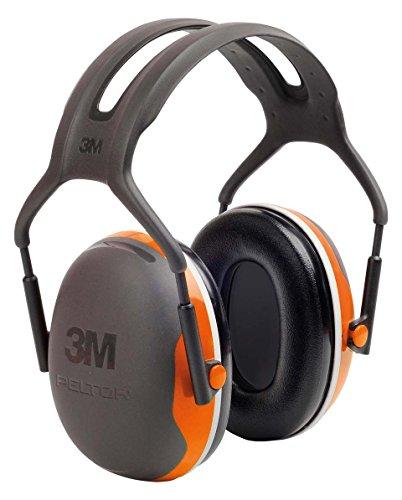 3M™ Peltor™ Kapsel-Gehörschützer X4 mit Kopfband, orange