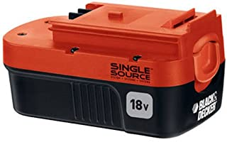 BLACK+DECKER 18 Volt Battery NiCd Single (HPB18-OPE)