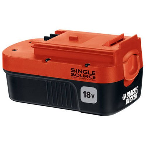 BLACK+DECKER HPB18-OPE 18-Volt Slide Pack Battery For 18-Volt Outdoor Cor