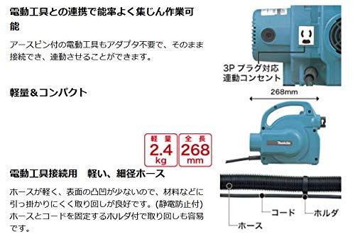 マキタ『小型集じん機450(P)』