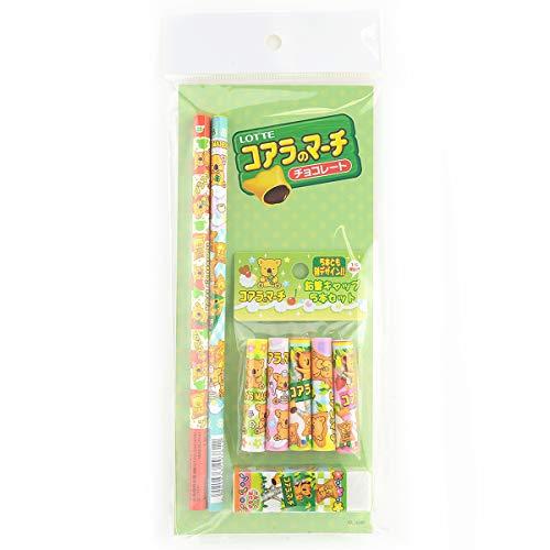 サカモト(Sakamoto) おやつマーケット文具セット コアラのマーチ 49909500