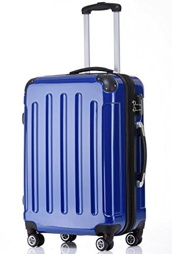 BEIBYE - Maleta Mujer azul azul