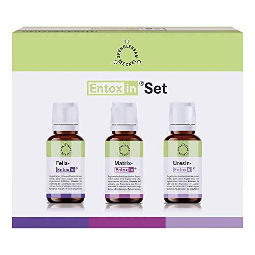 ENTOXIN Set Tropfen 3X50 ml
