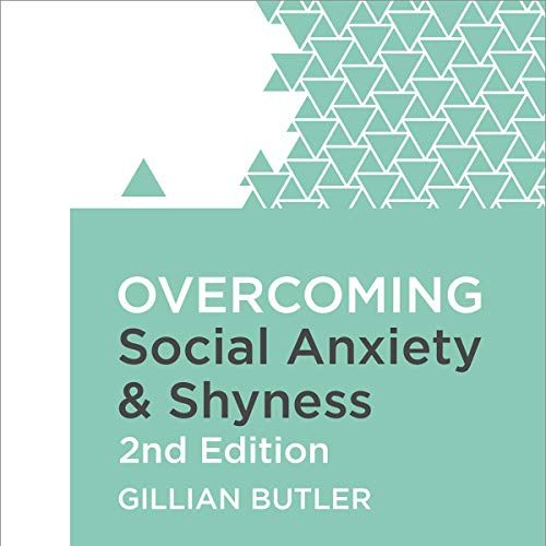 Overcoming Social Anxiety and Shyness Titelbild