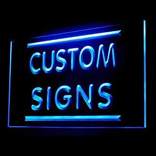 Easesign Personalized Custom Made for Home Bar Beer LED Light Sign (12