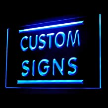 Easesign Personalized Custom Made for Home Bar Beer LED Light Sign (24
