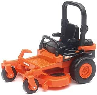 1/64 Kubota Z700 Zero Turn Lawn Mower, Pull Back Action