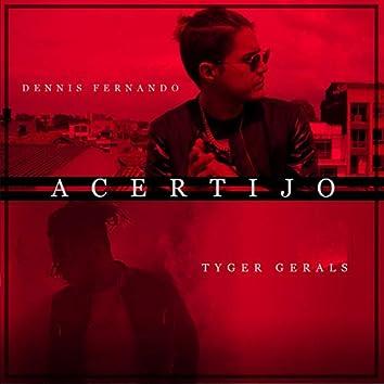 Acertijo (feat. Dennis Fernando)