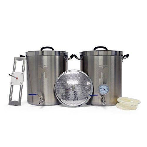 MegaPot 1.2 All Grain Beer Brewing Equipment System - 10 Gallon Kit