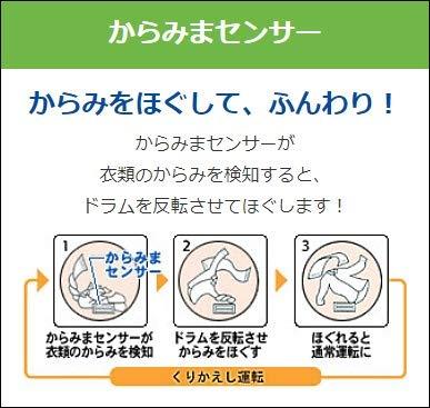 TOSHIBA(東芝)『衣類乾燥機(ED-458)』