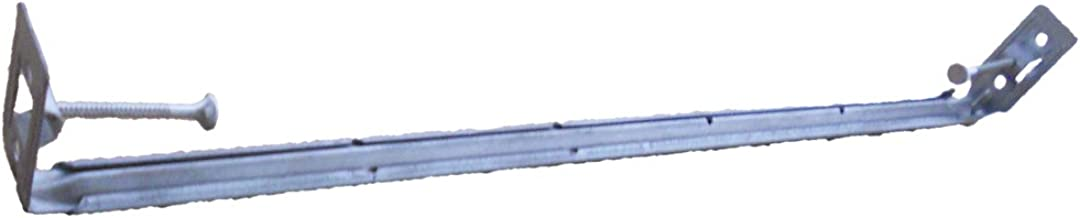 Speedi-Products AC-SDH 12 Telescoping Speedi-Hanger Duct Supports 10-Inch Length to 24-Inch Length