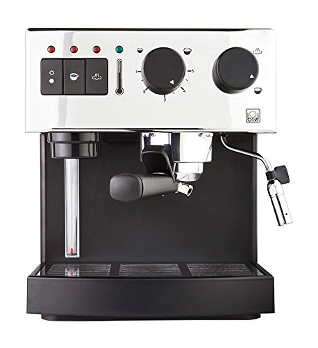 Briel Es 62 A Cafetera espresso, 1260 W, 1 cups, Gris