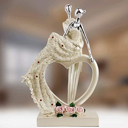 Crafts creatieve bruiloft geschenken hars sculptuur decoratie praktische gids honing vrienden ambachten geschenken ornamenten 9-19