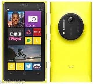 Nokia Lumia 1020 Yellow Rm-875 (Factory Unlocked) 41mp Pureview Camera, 32gb